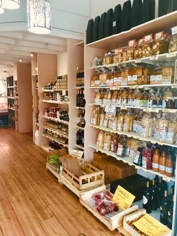 Épicerie sucrée & salée : des produits régionaux aux portes de Pessac