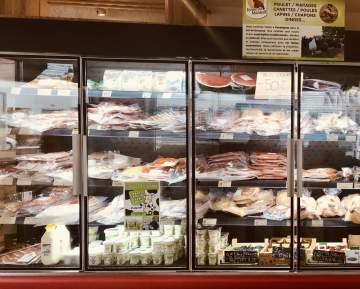 Vente de viandes et de charcuterie près de Bordeaux